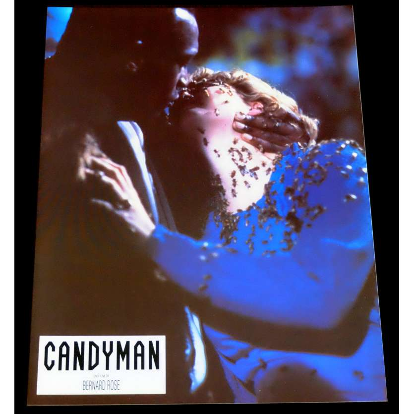 CANDYMAN French Lobby Cards 1 9x12 - 1992 - Bernard Rose, Tony Todd