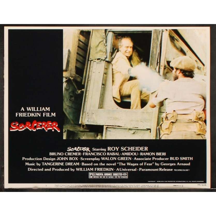 LE CONVOI DE LA PEUR Photo de film 6 28x36 - 1977 - Roy Sheider, William Friedkin
