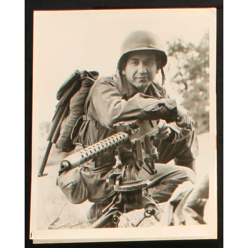 LES DOUZE SALOPARDS Photo de presse 1 20x25 - 1969 - Lee Marvin, Robert Aldrich