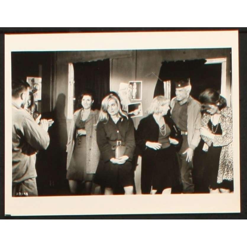LES DOUZE SALOPARDS Photo de presse 2 20x25 - 1969 - Lee Marvin, Robert Aldrich