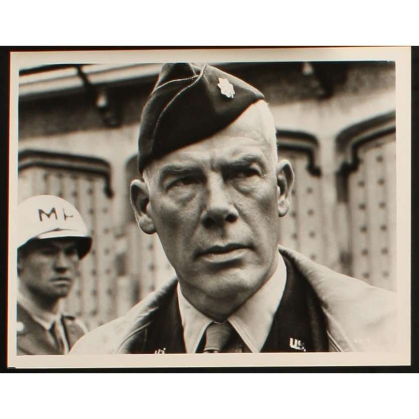 LES DOUZE SALOPARDS Photo de presse 3 20x25 - 1969 - Lee Marvin, Robert Aldrich