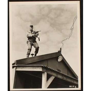 LES DOUZE SALOPARDS Photo de presse 6 20x25 - 1969 - Lee Marvin, Robert Aldrich