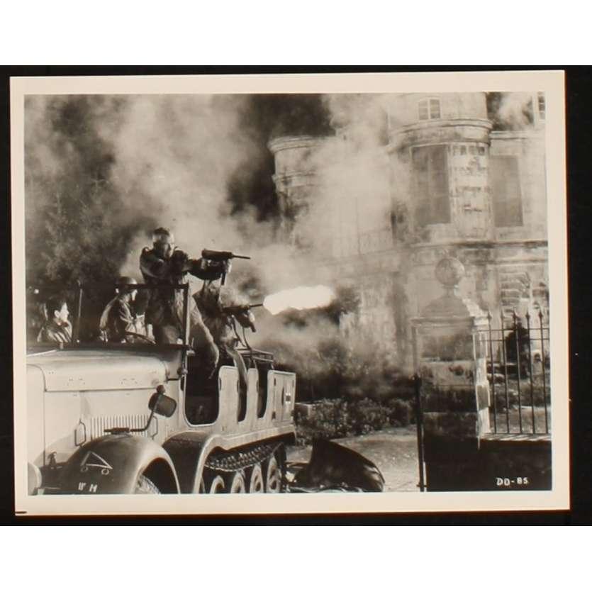 LES DOUZE SALOPARDS Photo de presse 8 20x25 - 1969 - Lee Marvin, Robert Aldrich