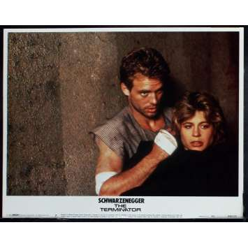 TERMINATOR Photo de film 5 28x36 - 1984 - Arnold Schwarzenegger, James Cameron