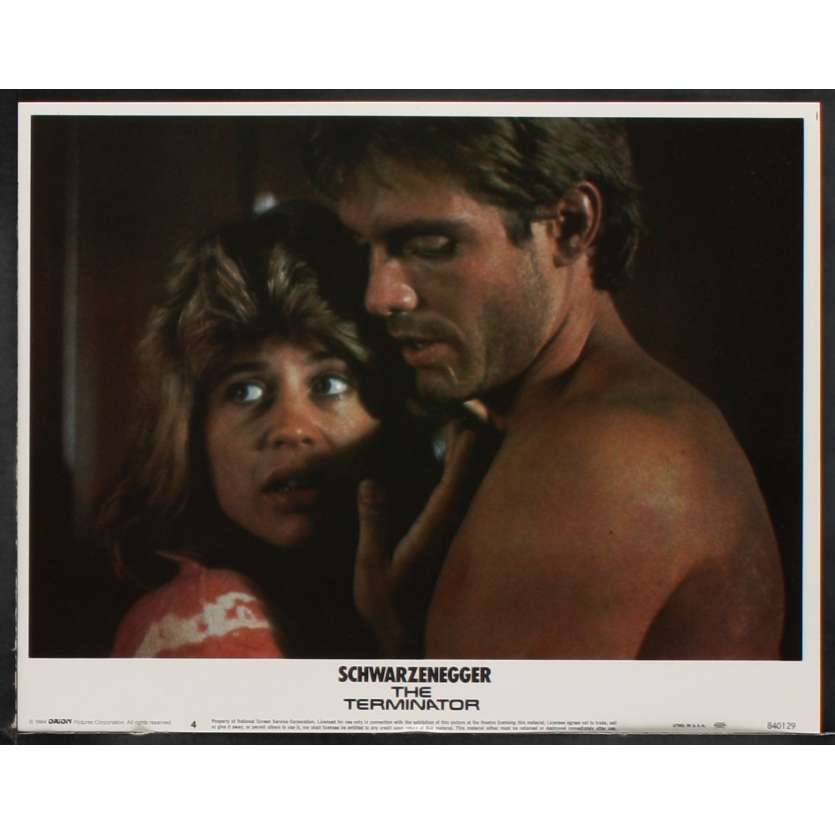 TERMINATOR Photo de film 6 28x36 - 1984 - Arnold Schwarzenegger, James Cameron