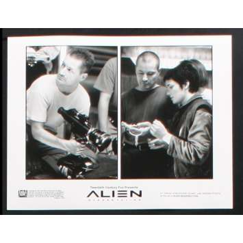 ALIEN RESURRECTION Photo de presse 1 20x25 - 1997 - Sigourney Weaver, Jean-Pierre Jeunet