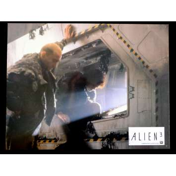 ALIEN III French Lobby Card 3 9x12 - 1992 - David Fincher, Sigourney Weaver