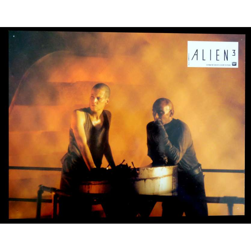 ALIEN III Photo de film 2 21x30 - 1992 - Sigourney Weaver, David Fincher