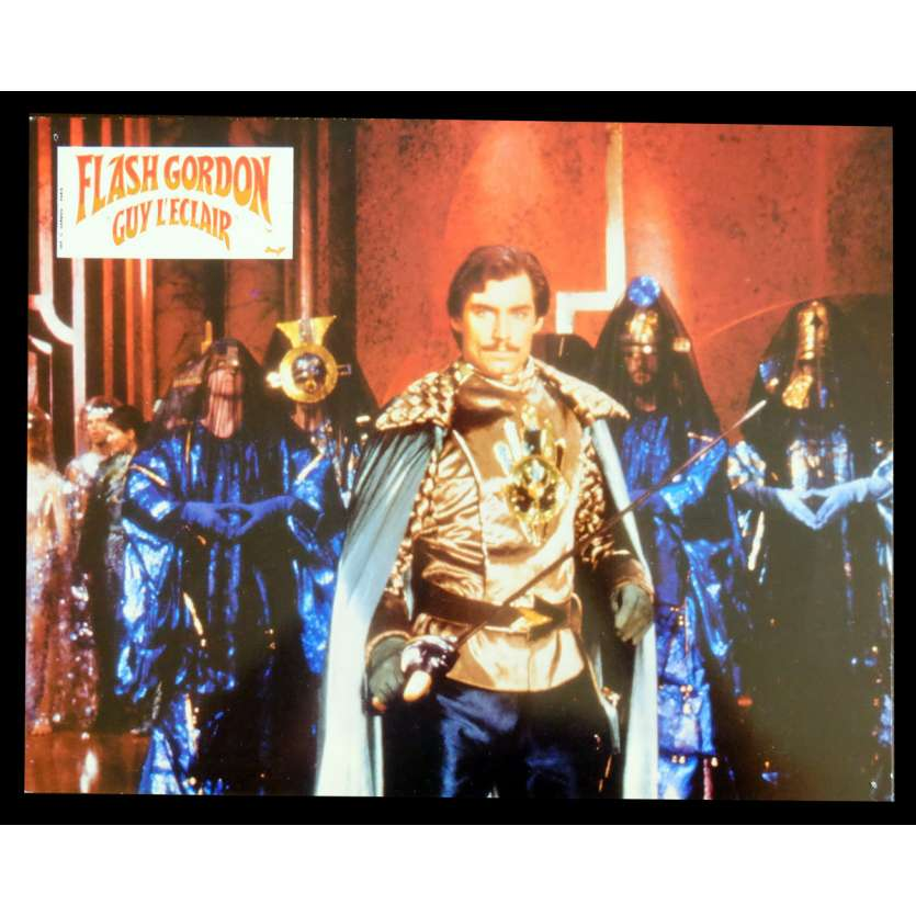 FLASH GORDON Photo de film 1 21x30 - 1980 - Max Von Sidow, Mike Hodges