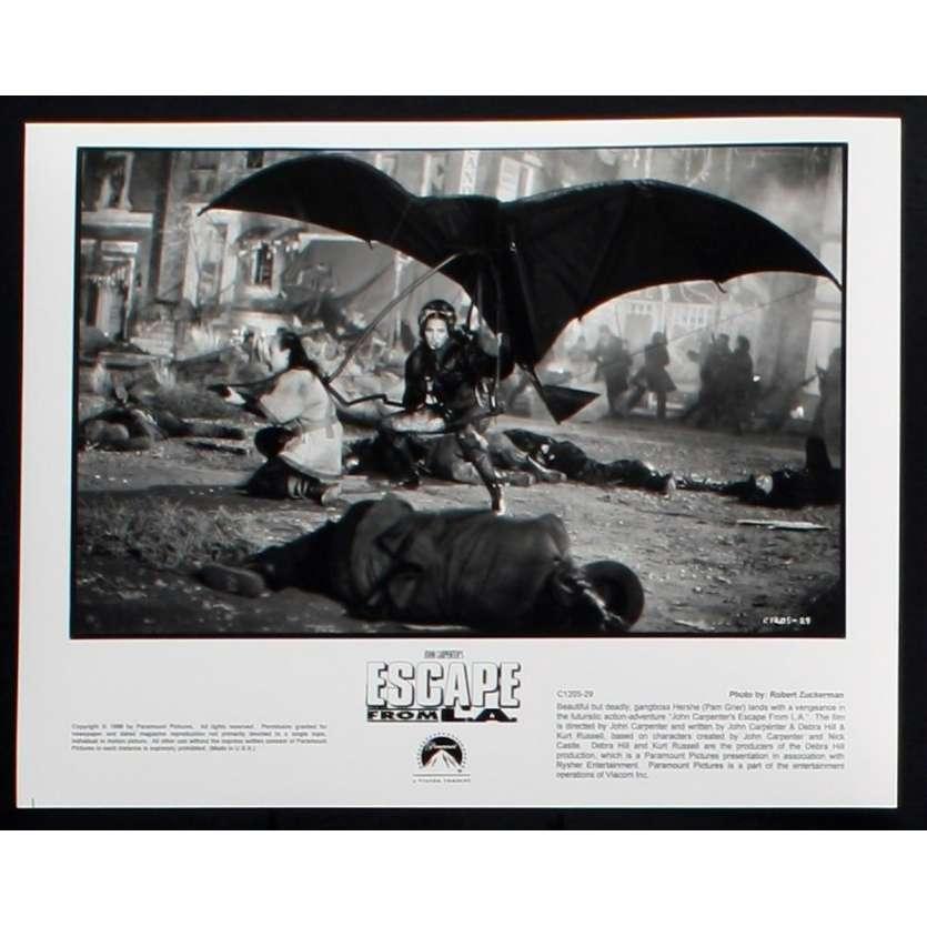 ESCAPE FROM L.A. US Still 2 8x10 - 1996 - John Carpenter, Kurt Russel