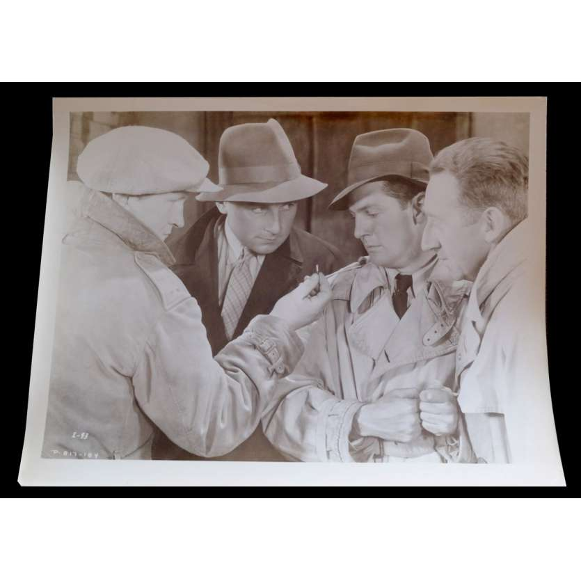 THE INFORMER Photo de presse 20x25 - 1929? - Lya De Putti, Arthur Robison