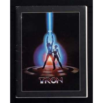TRON Presskit 20x25 - 1982 - Jeff Bridges, Steven Lisberger