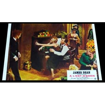 EAST OF EDEN French Lobby Card 4 9x12 - R1970 - Elia Kazan, James Dean