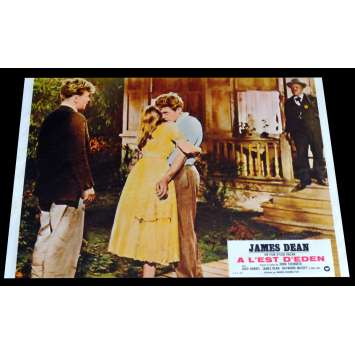 EAST OF EDEN French Lobby Card 1 9x12 - R1970 - Elia Kazan, James Dean