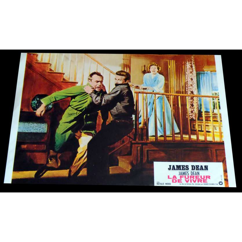 LA FUREUR DE VIVRE Photo 3 21x30 - R1970 - James Dean, Nicholas Ray