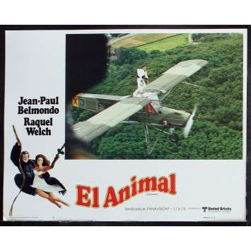 L'ANIMAL Photo de film 1 28x36 - 1977 - Jean-Paul Belmondo, Claude Zidi