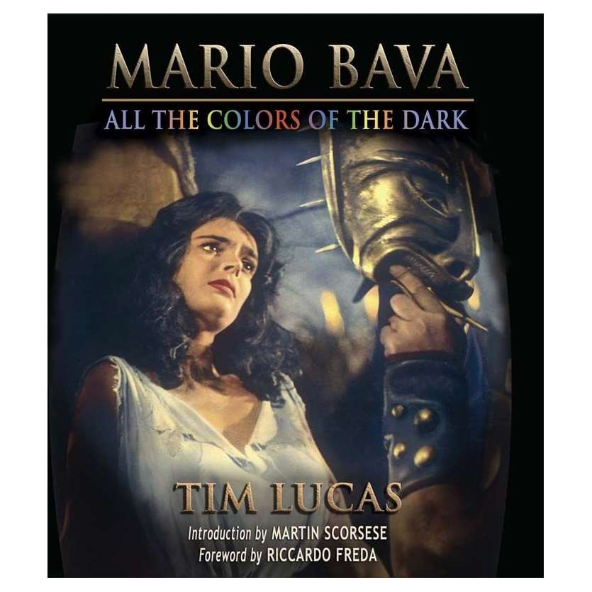 Mauvais-genres.com - MARIO BAVA All the Colors of the Dark Le Livre ULTIME !