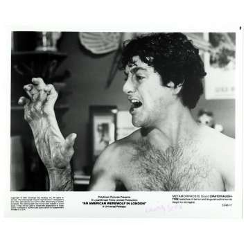 AMERICAN WEREWOLF IN LONDON US Movie Still 8x10 - 1981 -  John Landis, David Naughton
