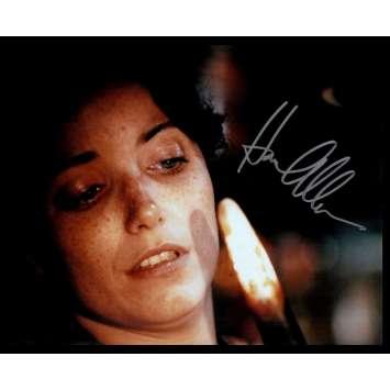 LES AVENTURIERS DE L'ARCHE PERDUE Photo Signée par Karen Allen 20x25 - 1980's