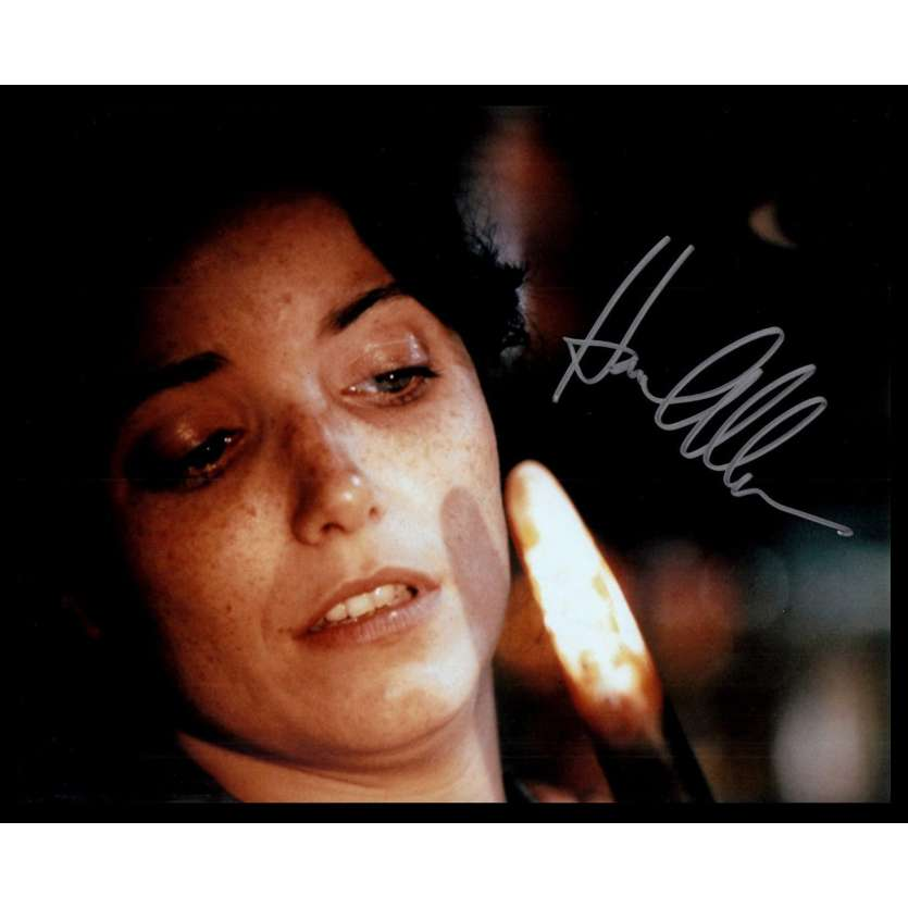 RAIDERS OF THE LOST ARK US Signed Photo 8x10 - 1980'S - , Karen Allen