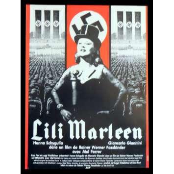 LILI MARLEEN Flyer 21x30 - 1981 - Hanna Schygulla, Rainer Werner Fassbinder