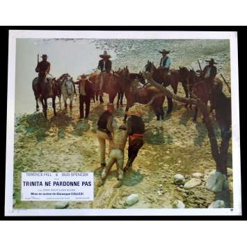 TRINITA NE PARDONNE PAS Photo de film N5 21x30 - 1972 - Terence Hill, Bud Spencer, Giuseppe Colizzi