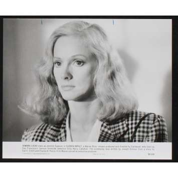 SUDDEN IMPACT US Movie Still N6 8x10 - 1983 - Clint Eastwood, Sondra Locke