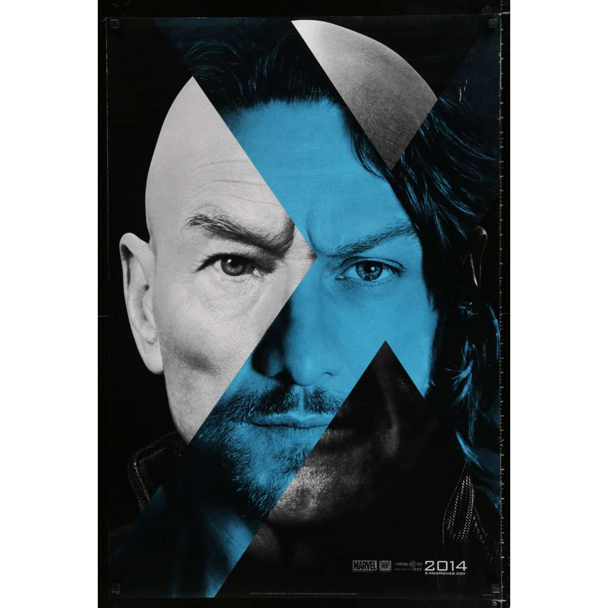 XMEN DAYS OF FUTURE PAST Movie Poster