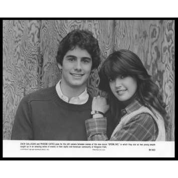 GREMLINS Photo de presse N4 20x25 - 1984 - Zach Galligan, Phoebe Cates