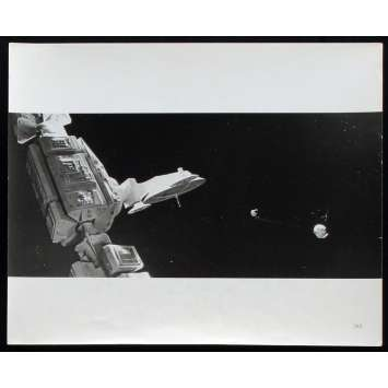 2001: A SPACE ODYSSEY US Movie Still N6 8x10 - 1968 - Stanley Kubrick, Keir Dullea
