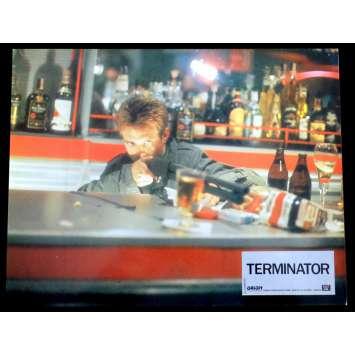 TERMINATOR French Lobby Card N7 9x12 - 1983 - James Cameron, Arnold Schwarzenegger