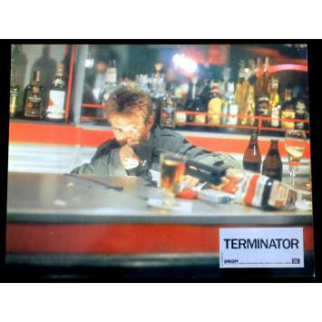 TERMINATOR Photo de film N7 21x30 - 1983 - Arnold Schwarzenegger, James Cameron