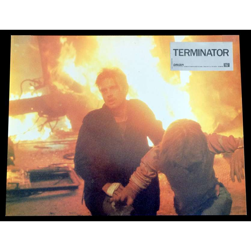 TERMINATOR Photo de film N4 21x30 - 1983 - Arnold Schwarzenegger, James Cameron