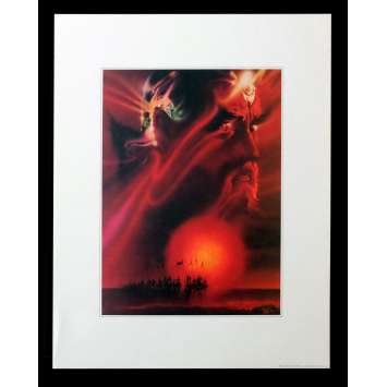 EXCALIBUR US Art Print N3 16x20 - 1981 - John Boorman, Nigel Terry - Bob Peak