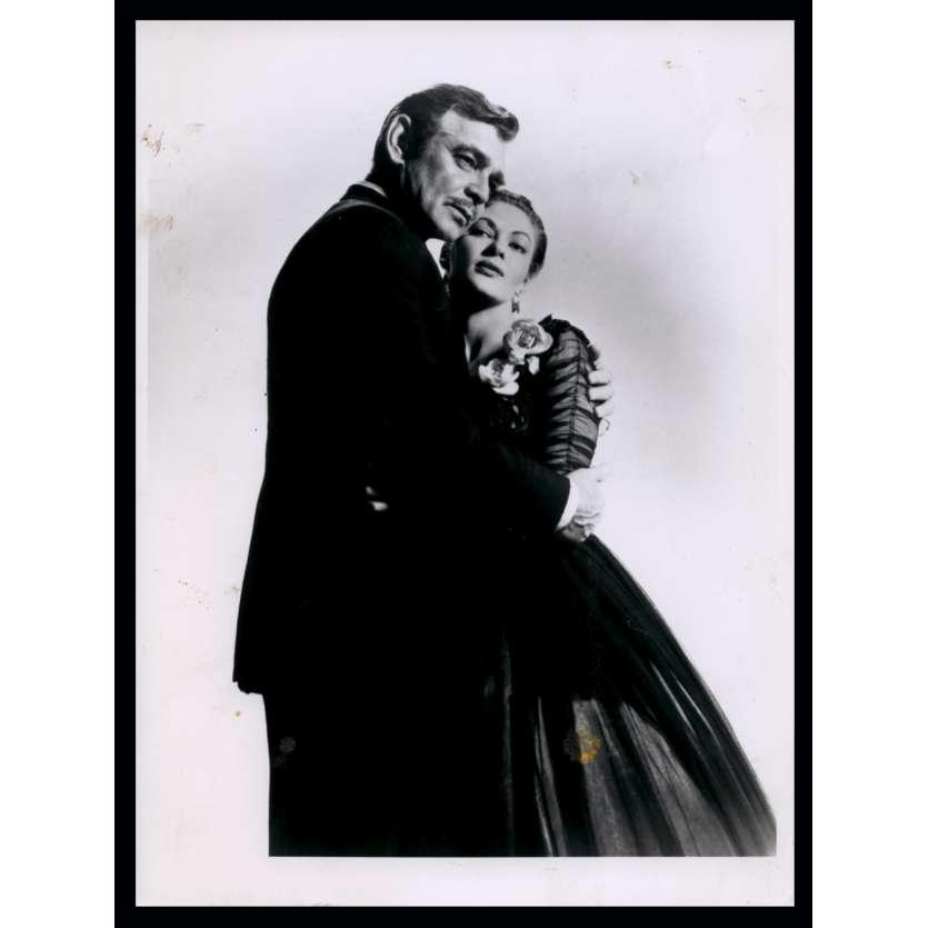 L'ESCLAVE LIBRE Photo de presse N2 18x24 - R1970 - Clark Gable, Yvonne de Carlo, Raoul Walsh