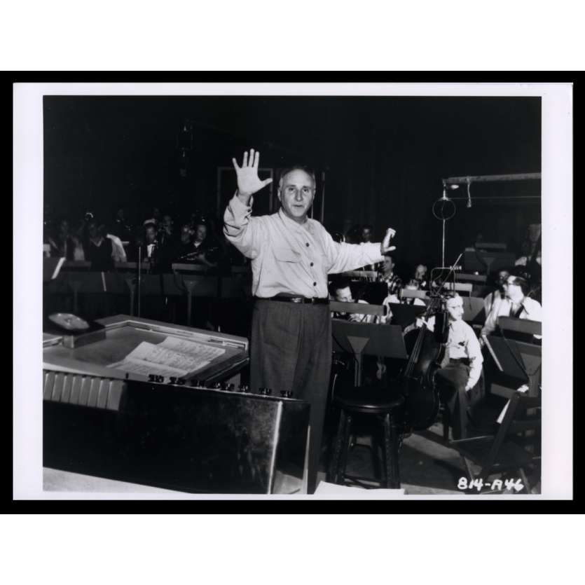 SEA CHASE French Press Still 7x9 - R1970 - John Farrow, Dimitri Tiomkin