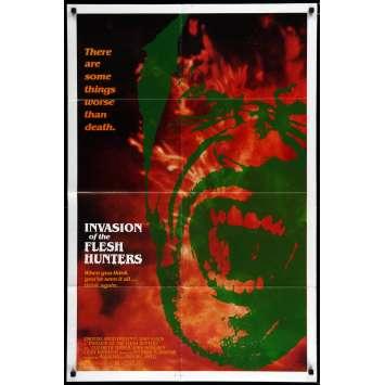 CANNIBAL APOCALYPSE Affiche de film 69x104 - R1983 - John Saxon, Antonio Margheriti