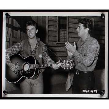 RIO BRAVO Photo de presse N3 20x25 - 1959 - John Wayne, Dean Martin, Howard Hawks