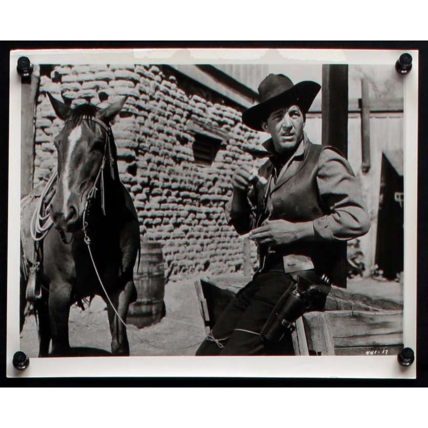 RIO BRAVO US Movie Still N2 8x10 - 1959 - Howard Hawks, John Wayne, Dean Martin