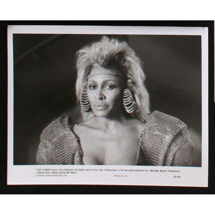 MAD MAX 3 Photo de presse N7 20x25 - 1985 - Mel Gibson, Tina Turner, George Miller