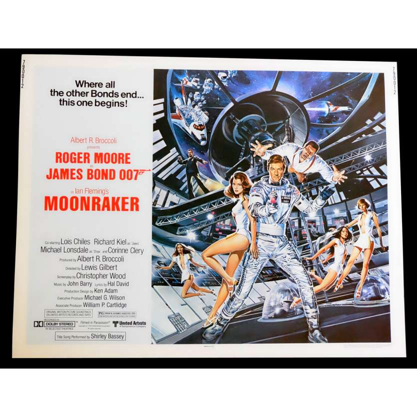 MAN ON THE MOON French Movie Poster 47x63- 1999 - Milos Forman, Jim Carrey