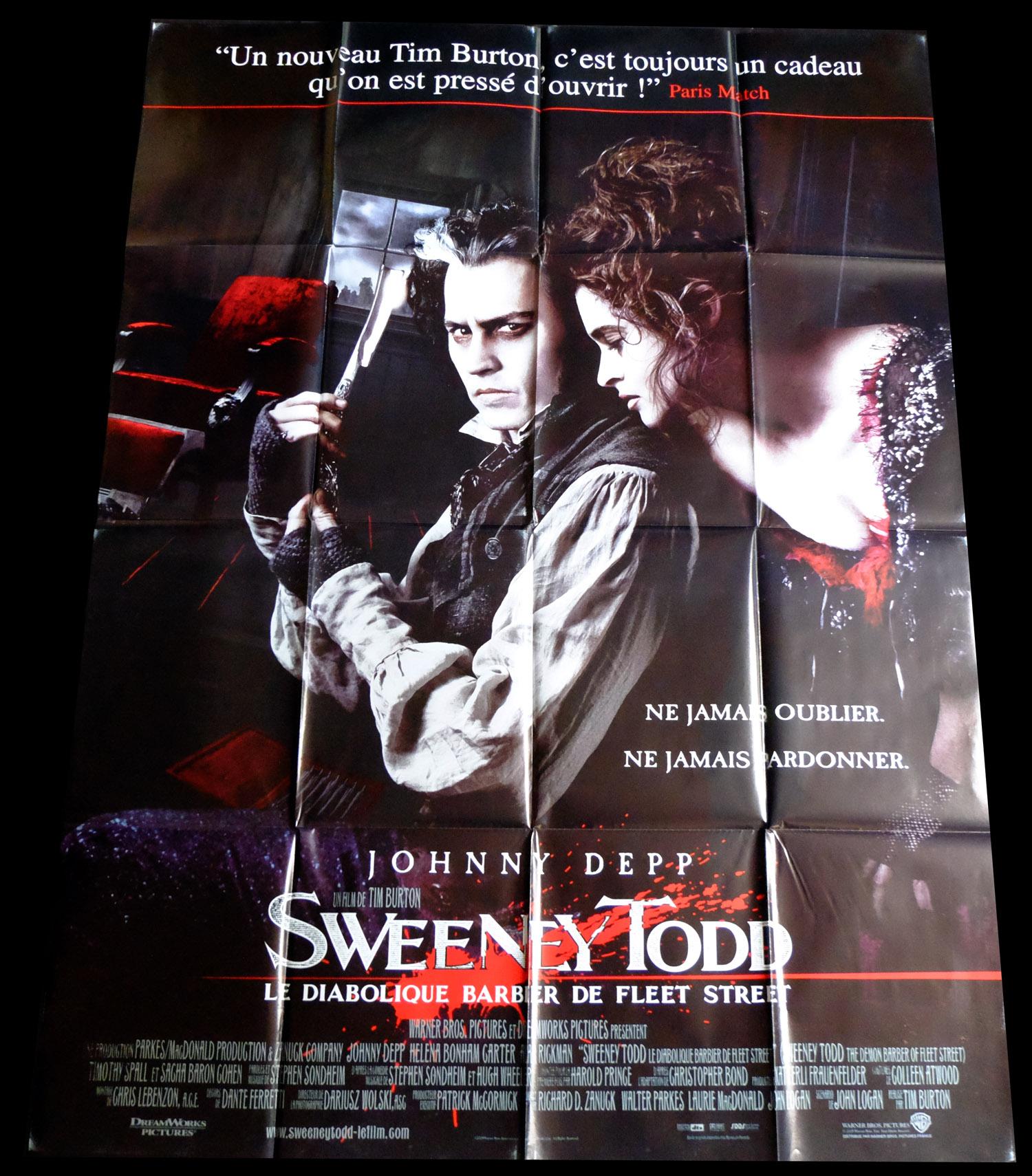 sweeney todd movie poster wwwpixsharkcom images