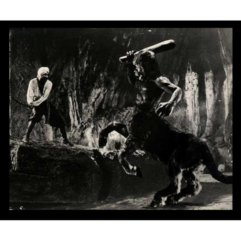 LE VOYAGE FANTASTIQUE DE SINBAD photo de presse N2 20x25 - 1973 - Harryhausen