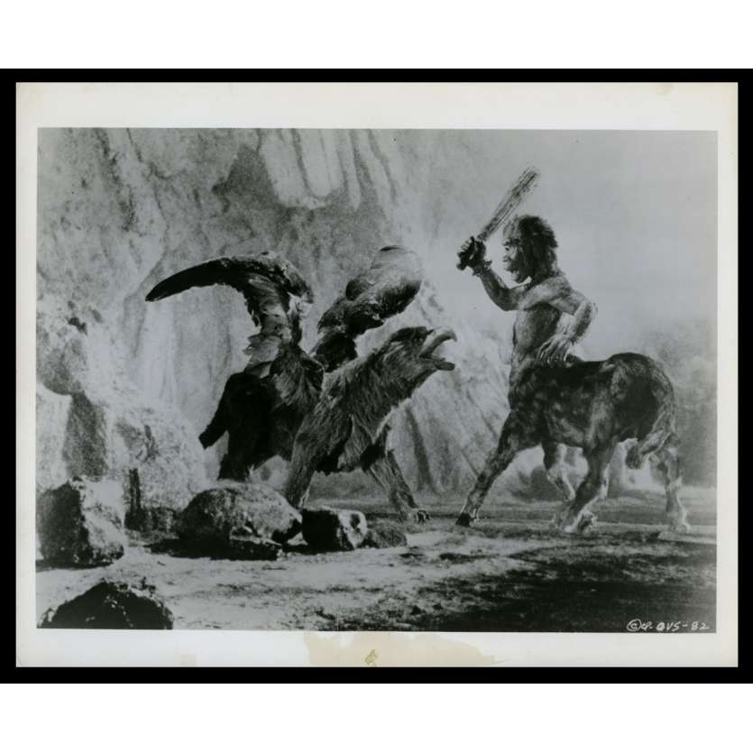 LE VOYAGE FANTASTIQUE DE SINBAD photo de presse N3 20x25 - 1973 - Harryhausen