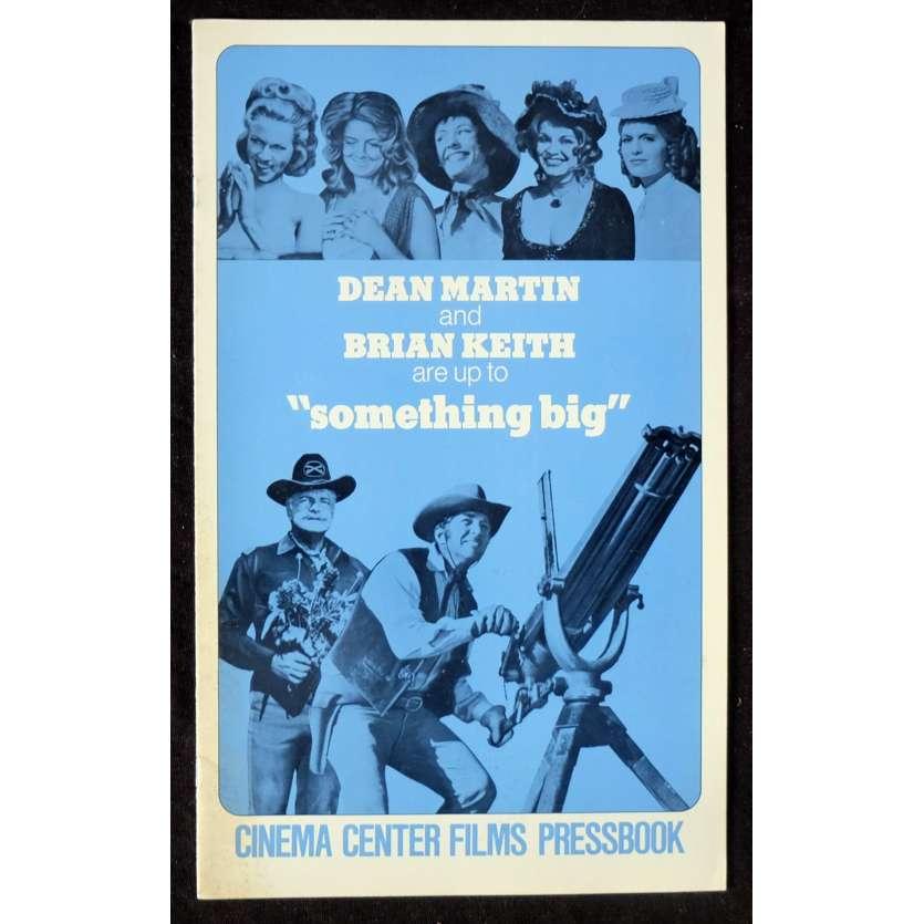 RIO VERDE Dossier de presse 28x43 - 1971 - Dean Martin, Andrew V. McLaglen