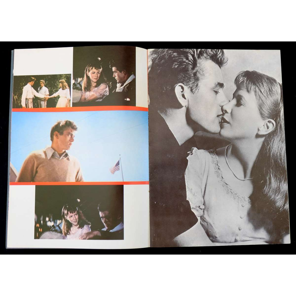 EAST OF EDEN Movie Program 28p