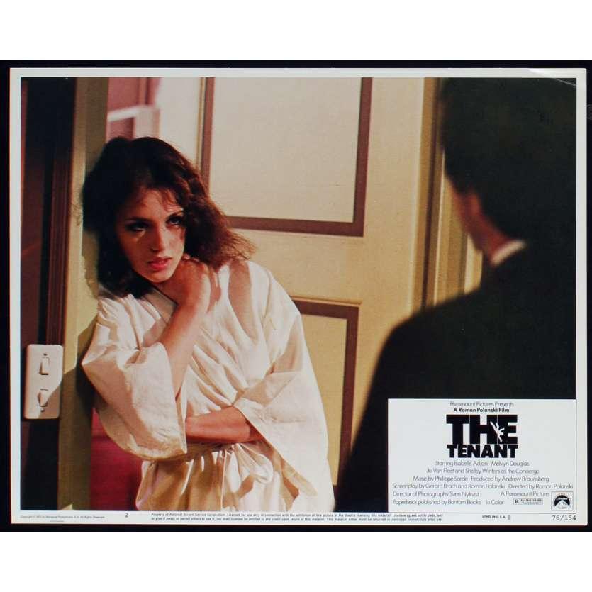 LE LOCATAIRE Photo de film N7 28x36 - 1976 - Isabelle Ajjani, Roman Polanski