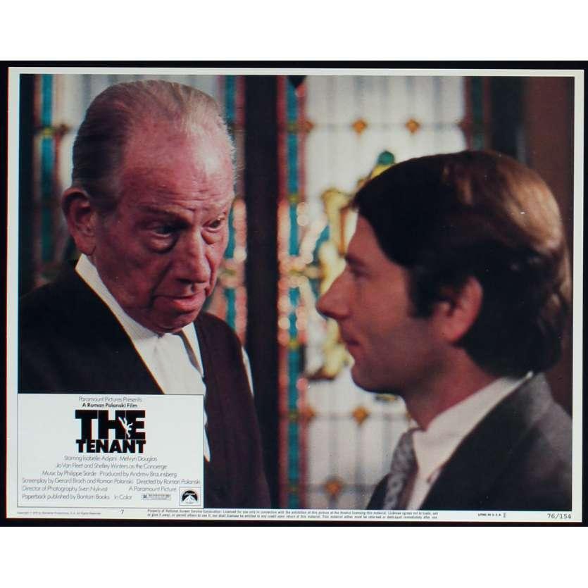 THE TENANT US Lobby Card N3 11x14 - 1976 - Roman Polanski, Isabelle Ajjani