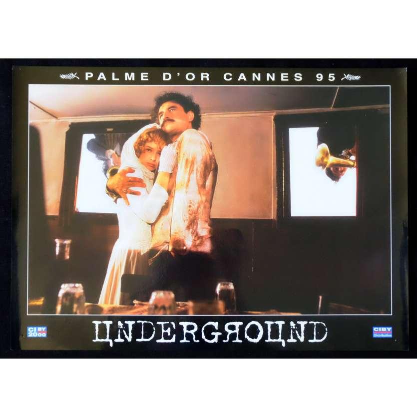 UNDERGROUND Photo Prestige du film N5 30x40 - 1995 - Predrag Manojlovic, Emir Kusturica
