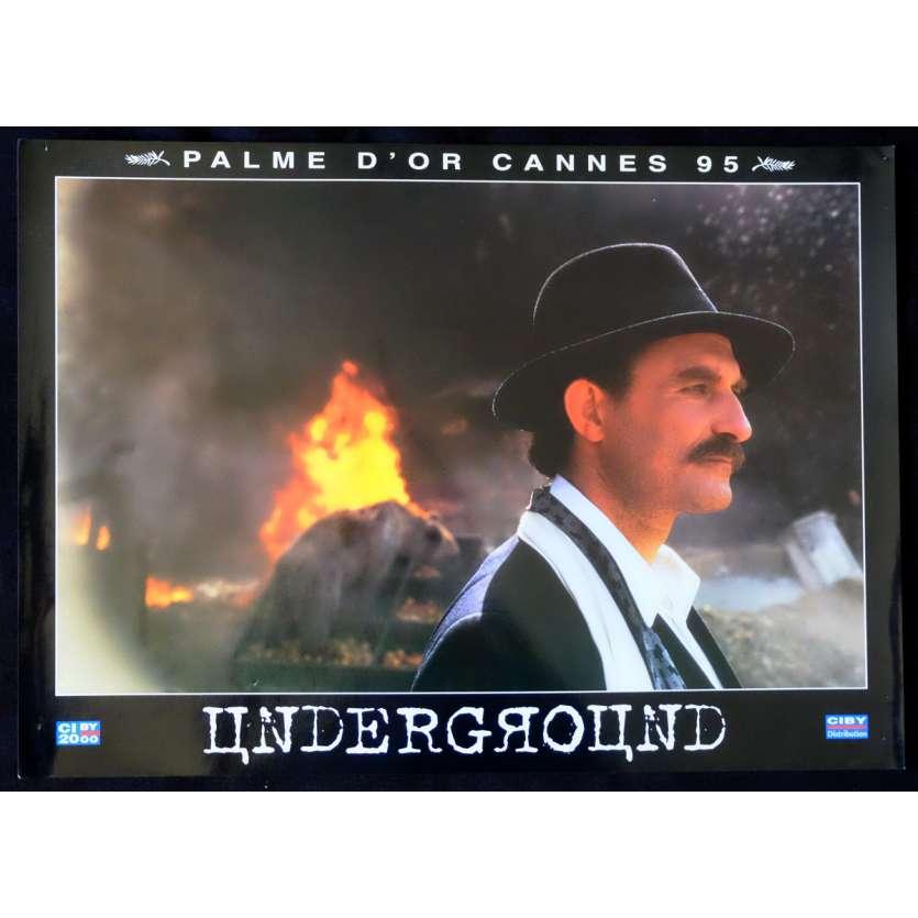 UNDERGROUND Photo Prestige du film N1 30x40 - 1995 - Predrag Manojlovic, Emir Kusturica